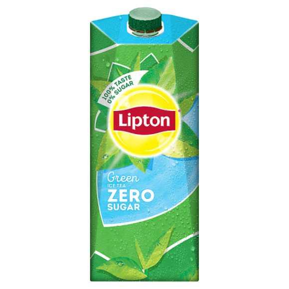 Lipton Ice tea green zero product photo