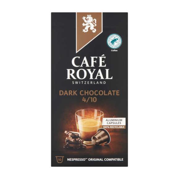 Café Royal Nespresso® cups edition dark chocolate product photo