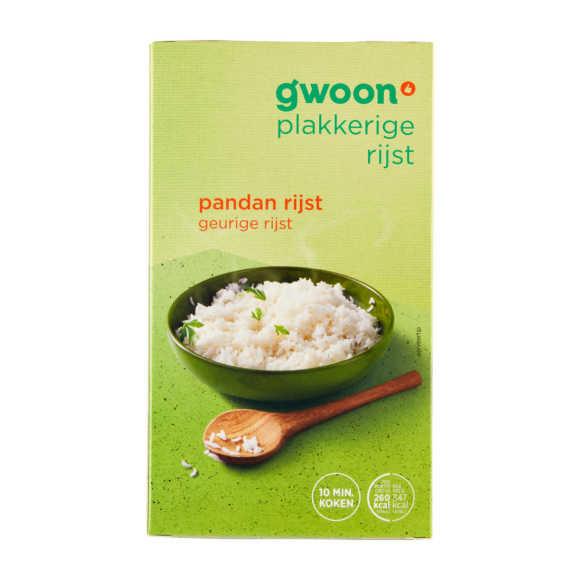 g'woon Pandanrijst product photo