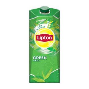 Lipton Ice tea green clear product photo