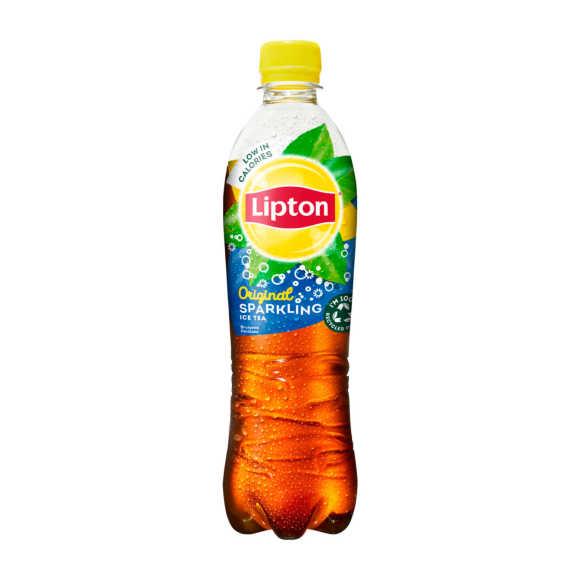 Lipton Ice tea sparkling product photo