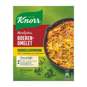 Knorr Mix boerenomelet product photo