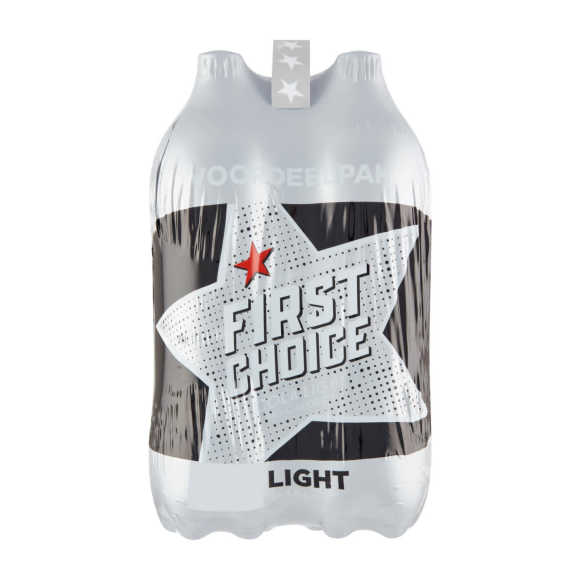 First Choice Cola light product photo