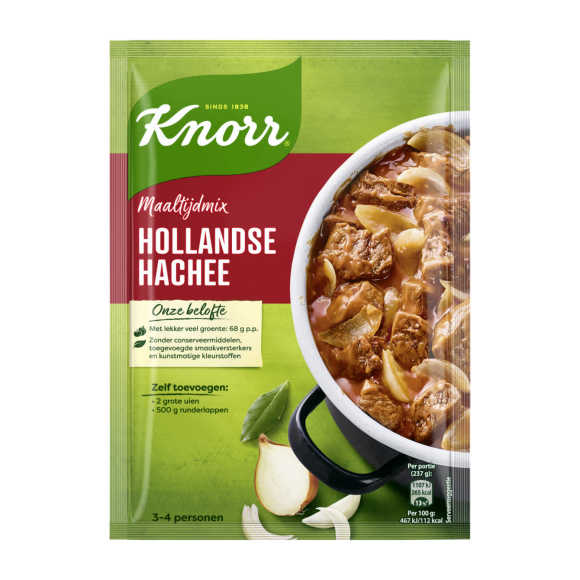 Knorr Mix voor hachee product photo