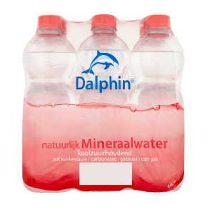 Dalphin Water met koolzuur product photo