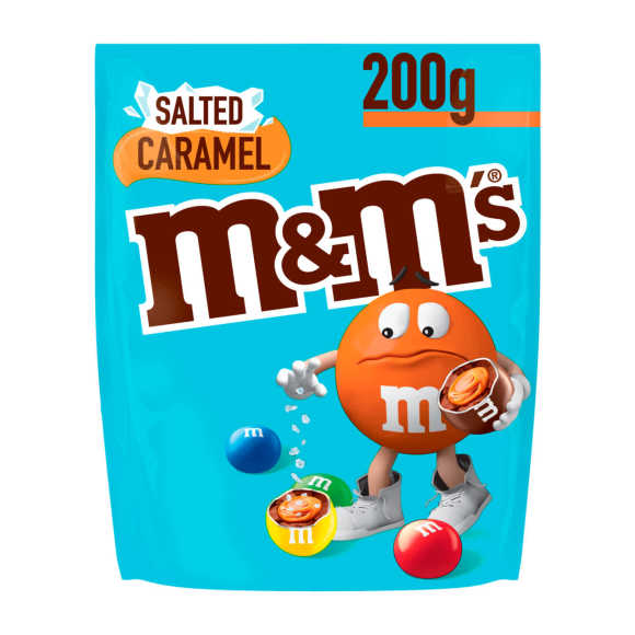 M&M's Salted caramel product photo