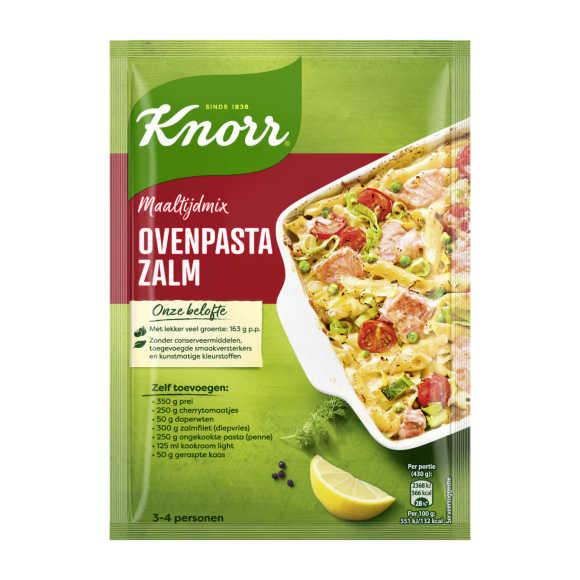 Knorr Mix voor ovenpasta zalm product photo