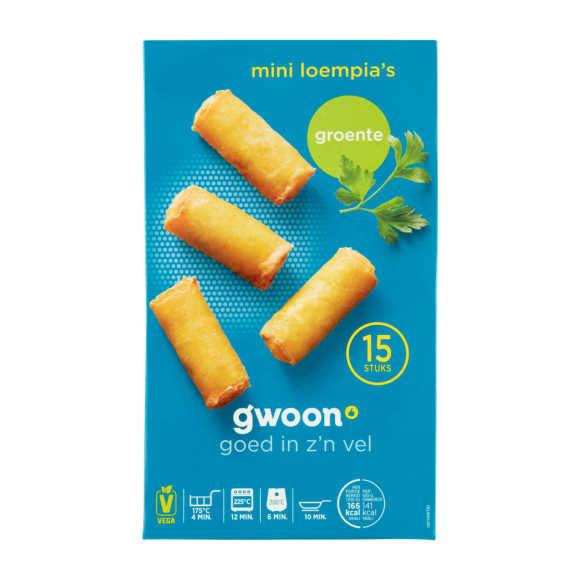 g'woon Mini loempia groente product photo