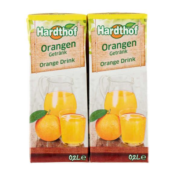 Hardthof Sinaasappel drinkpakjes mini 10 Pak product photo