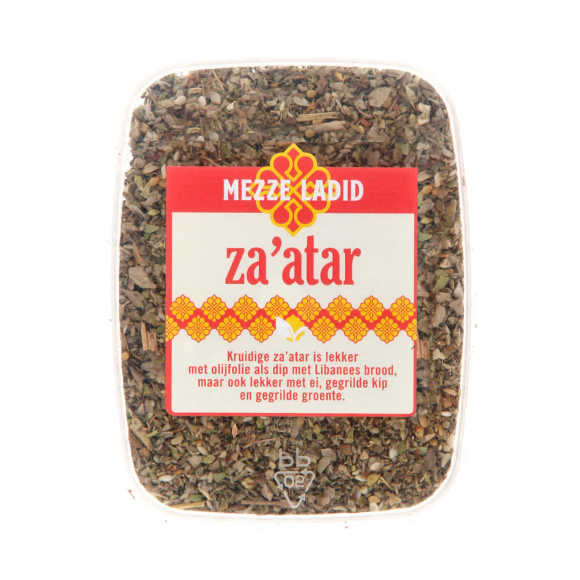 Mezze Ladid Kruidenmix za'atar product photo