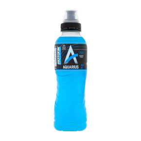 Aquarius Isotonic sport blue ice product photo