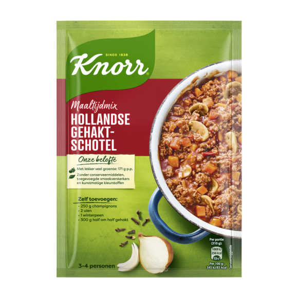 Knorr Mix gehaktschotel product photo