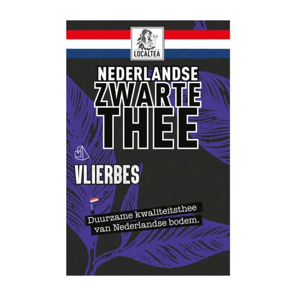 Localtea Zwarte thee vlierbes product photo