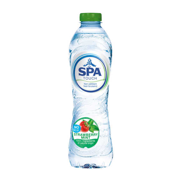 Spa Touch niet-bruisend aardbei munt product photo