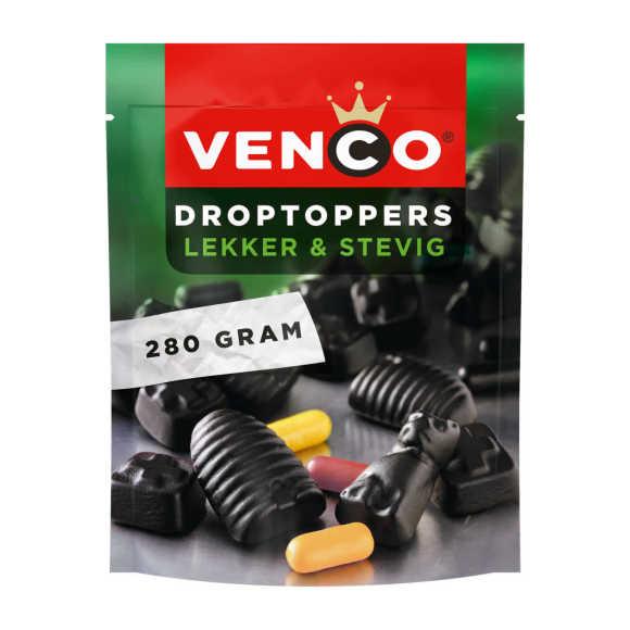 Venco Droptoppers lekker en stevig product photo