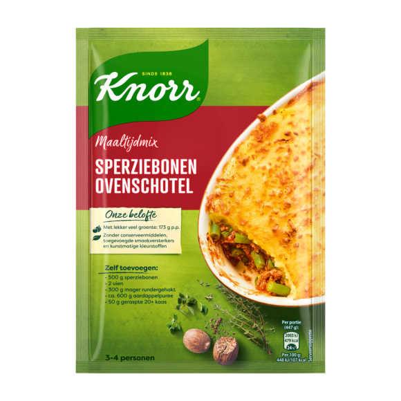 Knorr Ovenschotel mix sperziebonen product photo