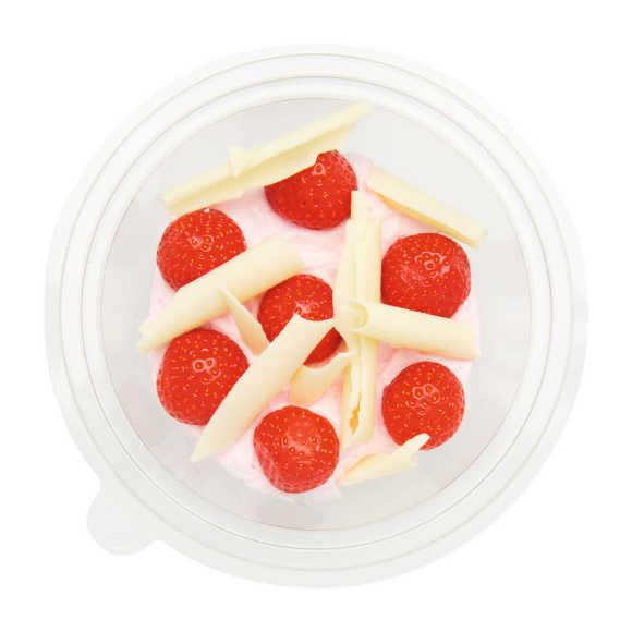 Bavaroise aardbei product photo