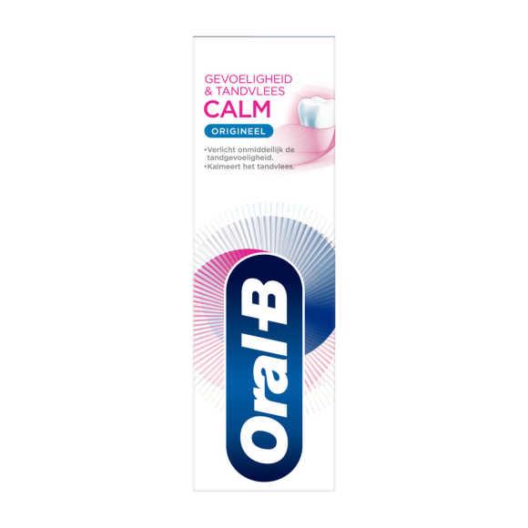 Oral B Tandpasta gevoelig tandvlees original product photo
