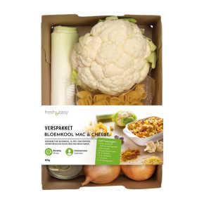 Fresh & Easy Verspakket bloemkool cheese product photo