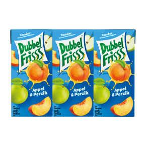Dubbelfrisss Appel perzik 6 pack product photo