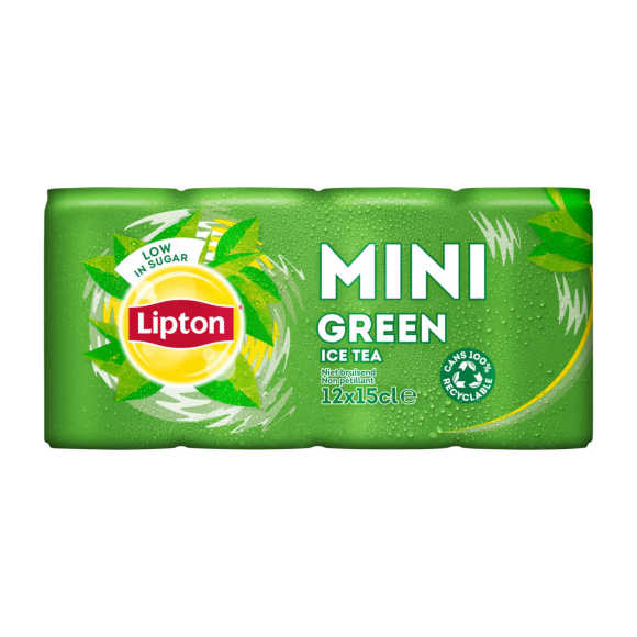 Lipton Green tea mini product photo