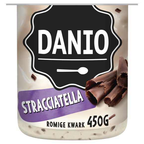 Danio Romige Kwark Stracciatella 450 g product photo