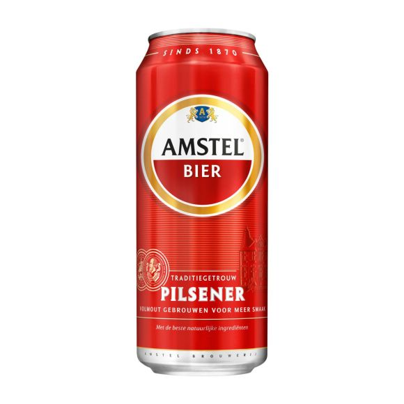 Amstel Bier blik product photo