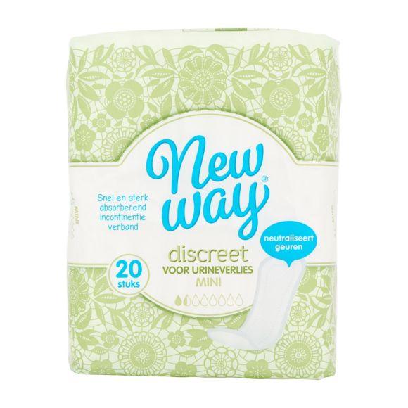 New way discreet mini 20 stuks product photo