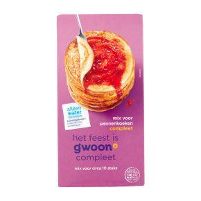 g'woon Mix voor eierpannenkoek product photo