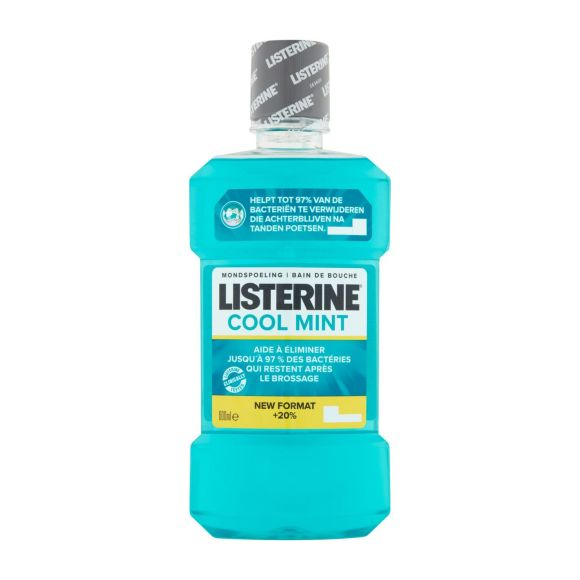 Listerine Mondwater coolmint product photo