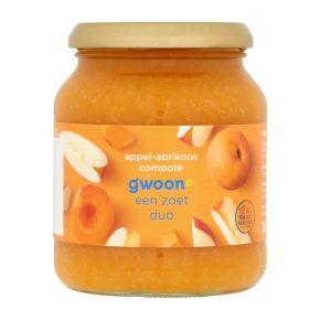 g'woon Appel abrikozen compote product photo