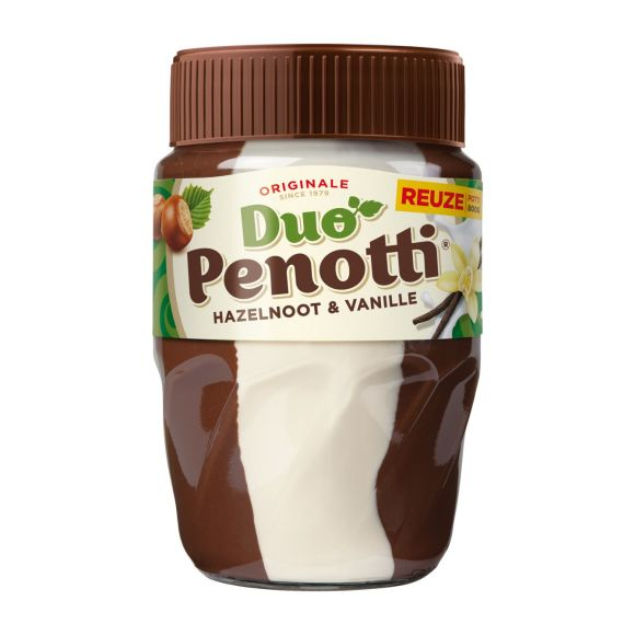 Duo Penotti Hazelnootpasta reuze product photo