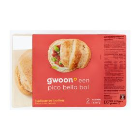 g'woon Italiaanse bollen product photo