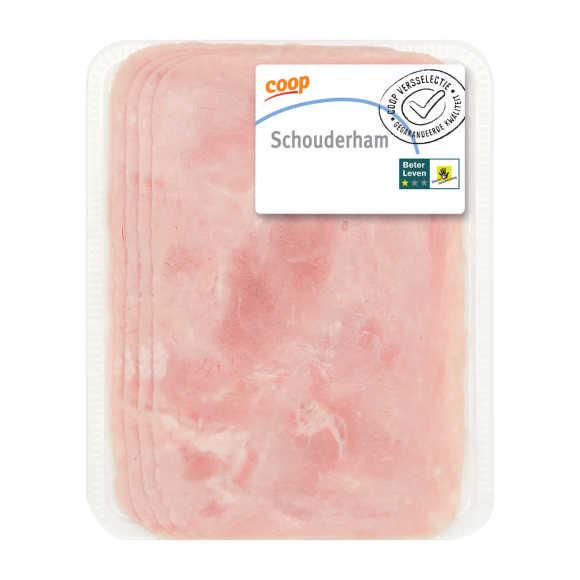 Coop Schouderham 1 ster product photo