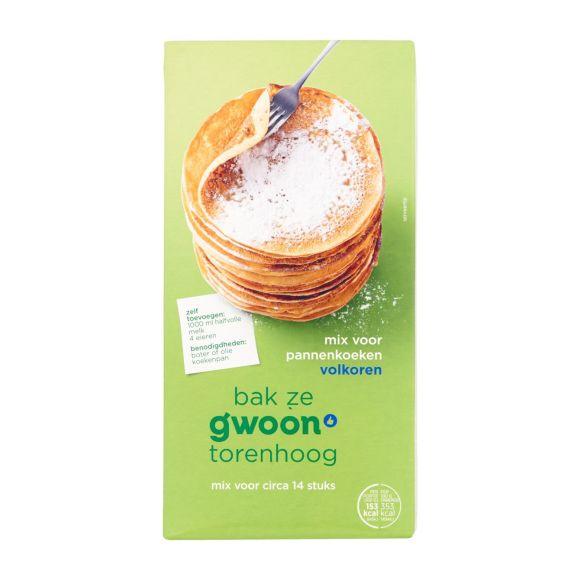 g'woon Mix voor volkoren pannenkoek product photo