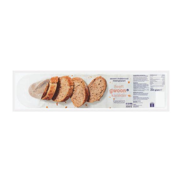 g'woon Baguettes rustiek meergranen product photo