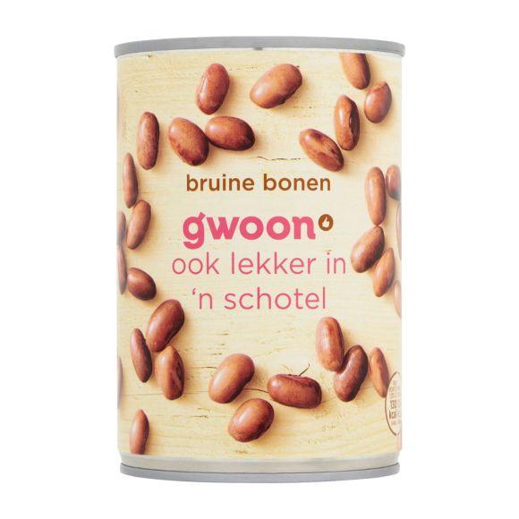 g'woon Bruine bonen product photo