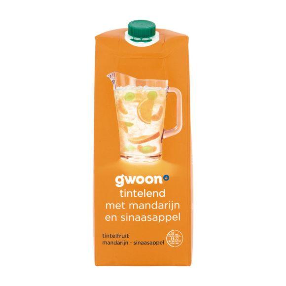 g'woon Tintelfruit sinaasappel mandarijn product photo
