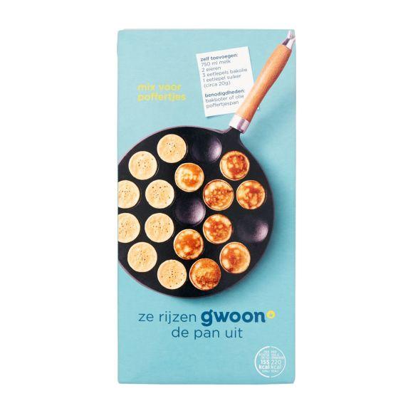 g'woon Mix voor poffertjes product photo