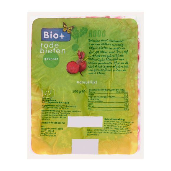 Bio+ Bieten vacuum product photo