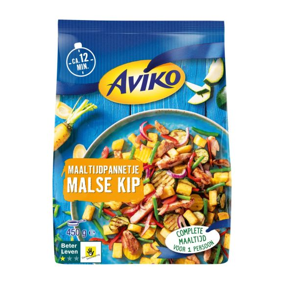 Aviko maaltijdpannetje Malse kip product photo