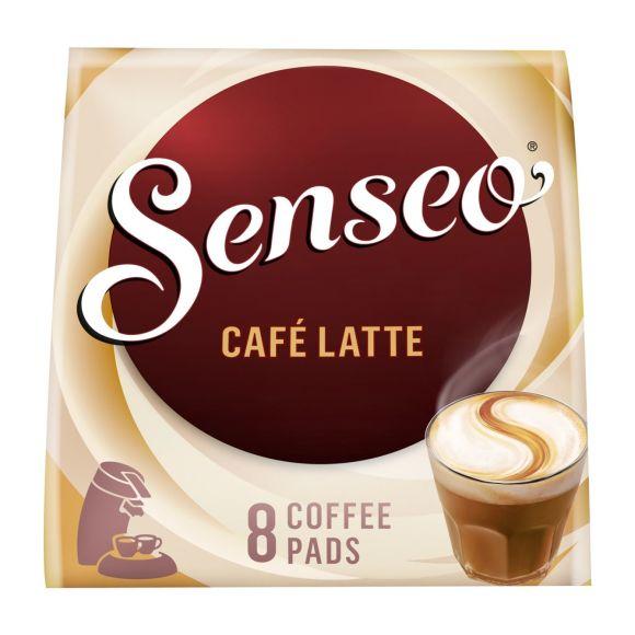 Senseo Café latte koffiepads product photo