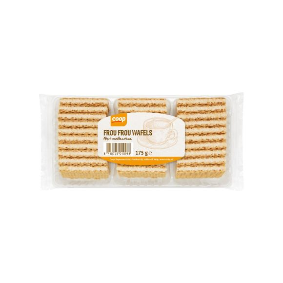 Coop Frou frou wafels product photo