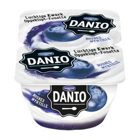 Danio Luchtige Kwark Bosbes product photo