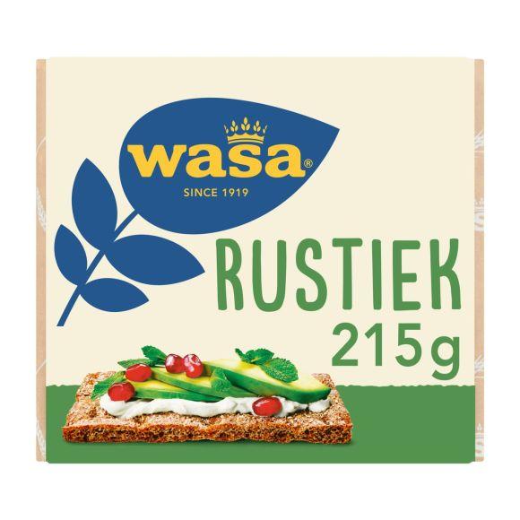 Wasa Knäckebröd rustiek product photo