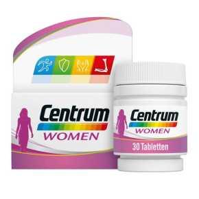 Centrum women multivitaminen tabletten product photo