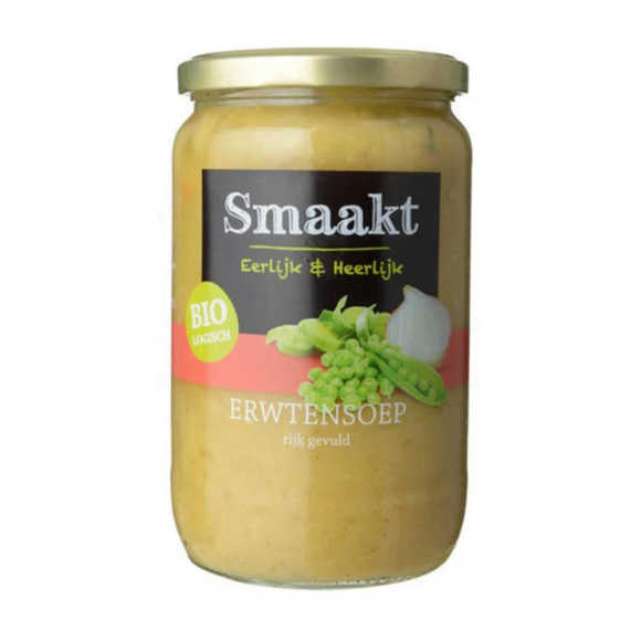 Smaakt Erwtensoep Bio product photo