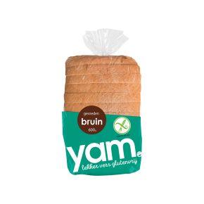 YAM Glutenvrij tarwebrood product photo