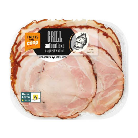 Trots van Coop Authentieke roasted porc product photo