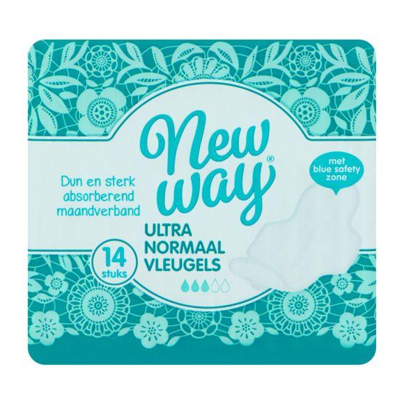 New Way Ultra normaal 14 stuks product photo